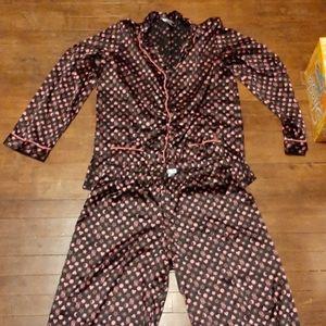 Victoria's secret womans large 2 piece pajamas